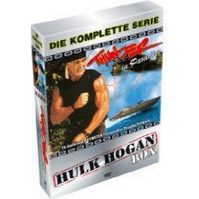 Hulk Hogan Box - Thunder in Paradise - Die komplette Serie [DVD]
